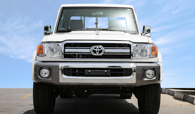TOYOTA LAND CRUISER GRJ79 4.0L PICKUP S/C M/T PTR full