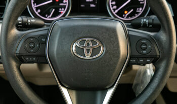 TOYOTA CAMRY 2.5L LE A/T PTR full