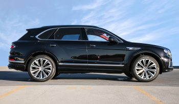 BENTLEY BENTAYGA 4.0L FIRST EDITION A/T PTR full