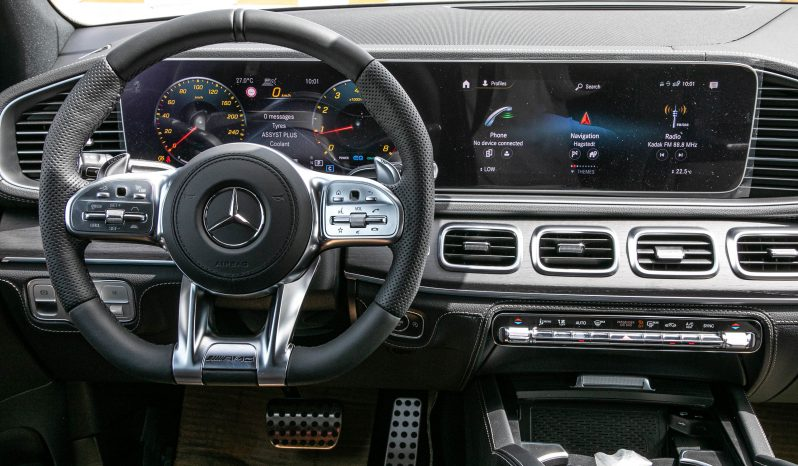 MERCEDES GLE53 3.0L AMG COUPE A/T PTR full