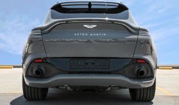 ASTON MARTIN DBX 4.0L TWIN TURBO A/T PTR full