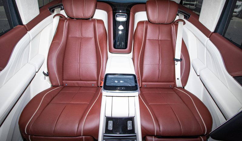 MERCEDES GLS600 MAYBACH 4.0L A/T PTR full